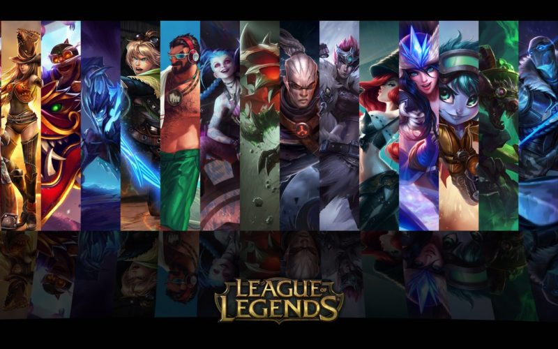 League of Legends 10. Yılını Kutluyor