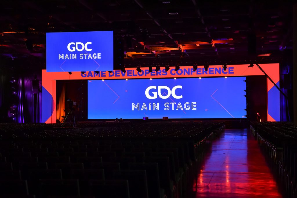 Game Developers Conference 2020
